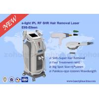 Buy cheap 2 In 1 IPL Laser Hair Removal Machine Vertical Tattoo Removal Laser Equipment from wholesalers