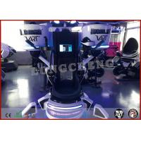 Buy cheap Amusement Park Attractive 9D Simulator VR Flying VR Game Machine from wholesalers