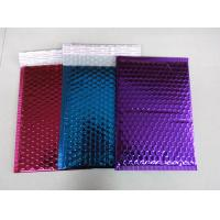 Buy cheap Insulated aluminum foil bag antiglare metallic bubble mailer from wholesalers