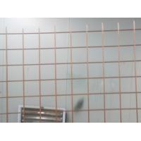 Buy cheap Stainless Steel 304 Welded Mesh With Copper Color, Used for Decorative/Facade from wholesalers
