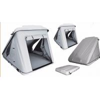 Buy cheap Automatic Hard Shell Roof Top Tent , Hard Hut Roof Top Tent Customized Size product