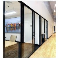 Buy cheap Glass Morden Trend Divider Screen Movable Office Furniture Partitions Wall For Conference Room from wholesalers