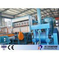 Buy cheap Waste Paper Seedling Tray Manufacturing Machine , Egg Tray Plant Big Capacity product