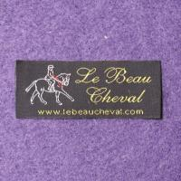 Buy cheap Washable Polyester Woven Clothing Labels For Clothing Garment Bags from wholesalers