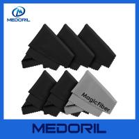 Buy cheap Customized top quality logo printed microfiber wiping cloth for eyeglass product