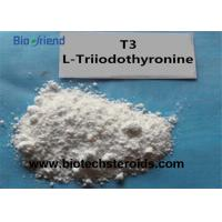 Buy cheap Thyroxine Steroids L-Triiodothyronine T3 Cytomel Powder for Bodybuilding Weight Loss from wholesalers