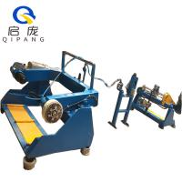 Buy cheap 380V Voltage Reel Winding Machine Rope Rewinding Machine Adjustable Speed from wholesalers