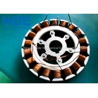 Buy cheap Automatic BLDC stator coil winding machine for wheel hub motor stator from wholesalers