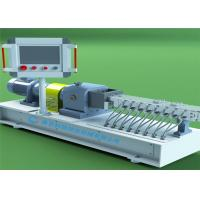 Buy cheap 16mm Laboratory Twin Screw Extruder For Plastic Compounding Bench Top Type from wholesalers