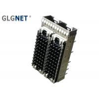 Buy cheap EMI Tabs SFP Cage Assembly Press Fit Mounting For Data / Communications from wholesalers