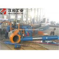 Buy cheap Hydraulic Hot Induction Pipe Bending Machine For Tube Bending from wholesalers