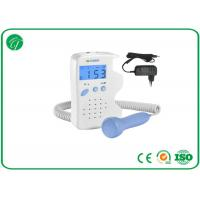 Buy cheap FD-200D Handheld Fetal Doppler Machine With Low Ultrasound Dosage from wholesalers