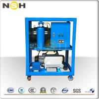 Buy cheap Vacuum Gauge Transformer Oil Purification Machine Value Measurement Custom Color from wholesalers