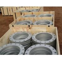 Buy cheap Stainless Steel Welded Vacuum Pipes Fittings Flange with Bolt Hole from wholesalers