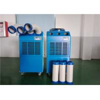 Buy cheap 2 Ton Portable Air Conditioner / Temp Air Conditioning For Large Warehouse Space from wholesalers