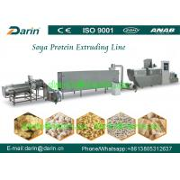 Buy cheap Protein Diet Application Soya meat making machine Production Line from wholesalers