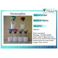 Buy cheap Strong Analgesic Peptide Hormone Dermorphin 10mg Per Vial For Pain Killer from wholesalers