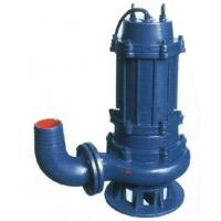 Buy cheap WQ Submersible Pump, dredge submersible pump, sewage submersible pump from wholesalers