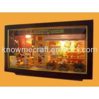 Buy cheap DIY House, Dollhouse, Wooden Model, Educational Toy, 128-02 from wholesalers