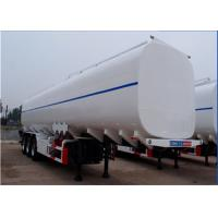 Buy cheap 3 Axle 45000 Liters Trailer Water Storage Tanks Mobile Fuel Tank Trailer from wholesalers