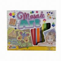 Buy cheap Foam mosaic art, ideal for creating kids' ingenuity from wholesalers