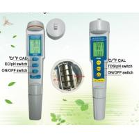 Buy cheap 3 In 1 Portable Mini Detection TDS Water Tester Ph Water Meter PH -986 With 1 Year Warranty from wholesalers