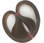 Buy cheap Endless Teflon Coated Fabric Composite Belt Clothing Bonding Machine Belt from wholesalers