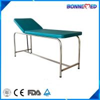Buy cheap BM-E3002 High Quality Hot Sale Stainless Steel Examination Couch Cheap Clinic Medical Hospital Bed from wholesalers