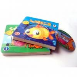 Buy cheap Children Matt Art Paper Picture Custom Coloring Book Printing from wholesalers