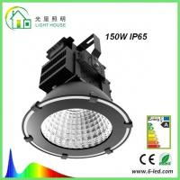 Quality Bridgelux Chip Meanwell Driver 150W Industrial LED High Bay Lighting Fixtures for sale