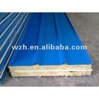 100kg M3 Insulation Rockwool Panel Wal Panel Made In