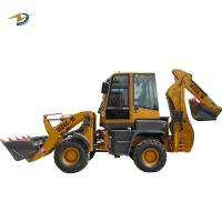 Buy cheap Articulated backhoe loader hydraulic breaker hammer digger auger attachment available from wholesalers
