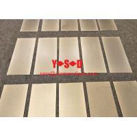 Buy cheap Diamond Flat Lapping Plate flattening stone 240 grit for polishing knife product