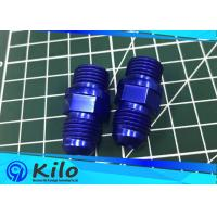 Buy cheap Small Metal CNC Machining Prototype Full Time Service Anodizing Casting Part from wholesalers