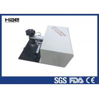 Buy cheap Automatic Numbering Dot Peen Marking Machine Electric Drive For Aluminum Plate from wholesalers