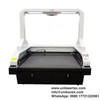 Buy cheap Dye Sublimated Printed Flag Laser Cutter from wholesalers