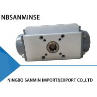 Buy cheap AT Double Action Pneumatic Valve Actuator Aluminium Alloy Body ISO9001 Certification from wholesalers