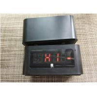 Buy cheap Multi Functional Wireless Speaker Alarm Clock Light Weight ABS Material from wholesalers