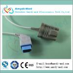 Buy cheap Nihon Kohden Spo2 sensor,Pulse Oximeter sensor cable for Adult from wholesalers