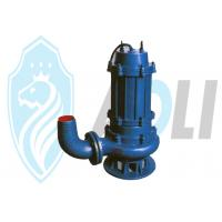 Buy cheap Single Stage Submersible Sewage Water Pump Stainless Steel Easy Installation from wholesalers