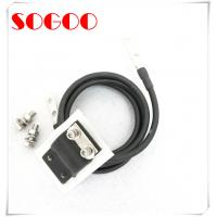 Buy cheap 1/2'' 7/8'' 11/4'' 15/8'' 7/8 Feeder Grounding Clamp / Earth Kit For Telecom from wholesalers