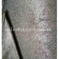 Buy cheap Polyester Knitted Fabric Rubber Sheet Perforated Neoprene SBR Sheet With Looped Fabric from wholesalers