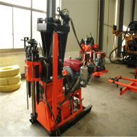 Buy cheap Changtan Borehole Drilling Machine 200m Drilling Rig Equipment With Electric Motor from wholesalers