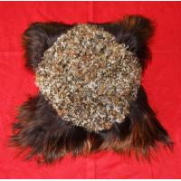 Buy cheap Sheepskin Cushion with Mix-and-Match Style from wholesalers