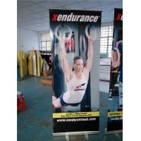 Buy cheap Printed Type and Scrolling Style roll up banner size from wholesalers