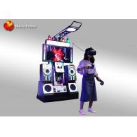 Buy cheap Amusement Park Virtual Reality Simulator Htc 9D Musical Instruments Video Games from wholesalers