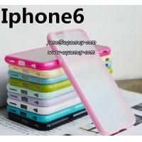 Buy cheap New mobile phone case, TPU + PC Phone case cover for Iphone 6 from wholesalers