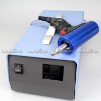 Buy cheap 60Khz 500w 110V Ultrasonic Riveting Welder / Hand Held Spot Welding Machine from wholesalers
