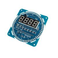 Buy cheap Blue Color DC 5V DS1302 Rotating Red LED Display Alarm Arduino Sensor Module Factory Outlet from wholesalers