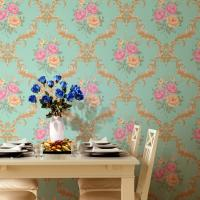Buy cheap waterproof and fireproof cheap price PVC vinyl wall paper product